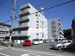 エステートヤマキ[1階]の外観