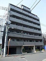 ルーブル白金高輪弐番館[3階]の外観