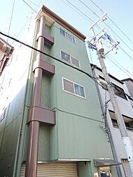 大阪府大阪市港区八幡屋3丁目の賃貸マンションの外観