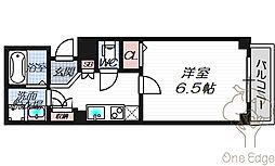 アルバス本庄東[4階]の間取り