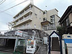 福岡県北九州市八幡西区本城3丁目の賃貸マンションの外観