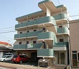 宮崎県宮崎市大王町の賃貸アパートの外観