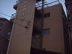 大阪府東大阪市森河内西2丁目の賃貸マンションの外観