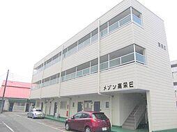 メゾン高栄E棟[2階]の外観