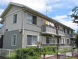 ヴェルデミヤシモ[2階]の外観