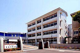 中学校貴志川中学校まで2299m