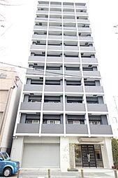 レジュールアッシュ梅田WESTGATE[10階]の外観