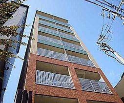 京都府京都市下京区妙伝寺町の賃貸マンションの外観