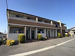 大阪府和泉市浦田町の賃貸アパートの外観