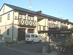 リッチネス阪南A[2階]の外観