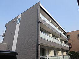埼玉県戸田市喜沢南2丁目の賃貸マンションの外観