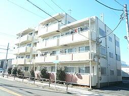 東京都羽村市富士見平1丁目の賃貸マンションの外観