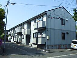 静岡県三島市大社町の賃貸アパートの外観