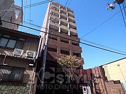 分譲アスヴェル京都市役所前[504号室]の外観