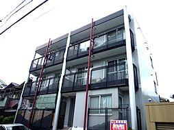 コンパスハイツ八戸ノ里[201号室号室]の外観