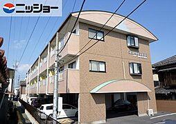 シャトレー松阪[1階]の外観