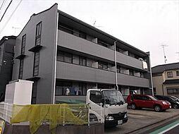 東京都葛飾区西水元6の賃貸マンションの外観