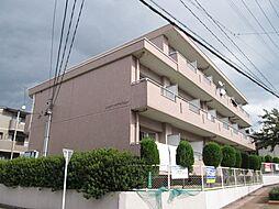 大針パークマンション[1階]の外観