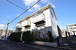 ラフォーレ駒方B棟[2階]の外観