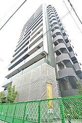 プレサンス塚本駅前[13階]の外観