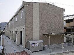 香川県坂出市青葉町の賃貸アパートの外観