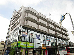 エステル津田[4階]の外観