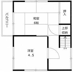 [一戸建] 東京都葛飾区西新小岩5丁目 の賃貸【/】の間取り
