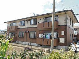 ファイネス山野井A棟[2階]の外観