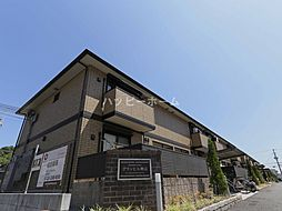 兵庫県姫路市青山西2丁目の賃貸アパートの外観