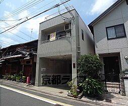 京都府京都市伏見区新町13丁目の賃貸マンションの外観