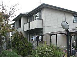 ヴィリジアンガーデンA・B棟[2階]の外観