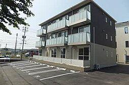 山口県宇部市大小路3丁目の賃貸アパートの外観
