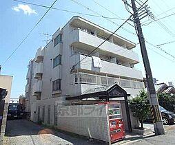 京都府京都市中京区冷泉町の賃貸マンションの外観