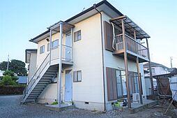 フカサワアパートメントC[2階]の外観
