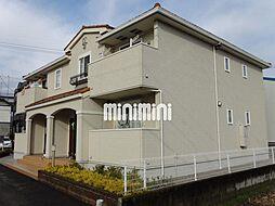 メヌエット福島[2階]の外観