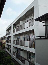 マンション赤山[3階]の外観