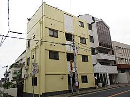 兵庫県神戸市中央区山本通4丁目の賃貸マンションの外観