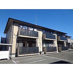 静岡県浜松市浜北区東美薗の賃貸アパートの外観