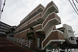 ラフィーネ友泉[2階]の外観