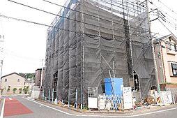 京王線 聖蹟桜ヶ丘駅 徒歩9分の賃貸アパート