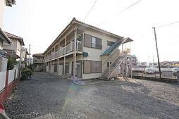 第2山崎コーポ[205号室]の外観