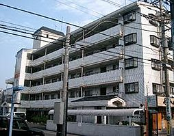 山口マンション[4階]の外観