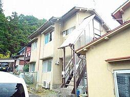 京都府京都市左京区一乗寺葉山町の賃貸アパートの外観