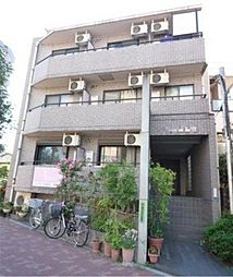 東京都新宿区中落合3丁目の賃貸マンションの外観