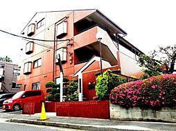 コモドア南浦和[1階]の外観