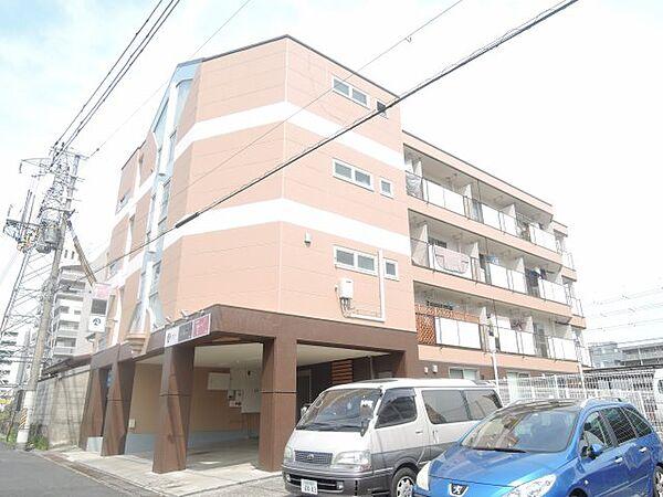 瀬田エステートシティ[4階]の外観