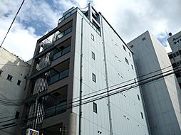 兵庫県姫路市十二所前町の賃貸マンションの外観