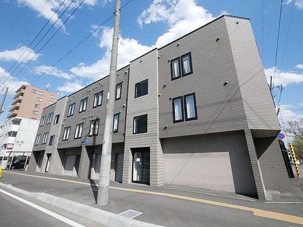 プリムラM1 2階の賃貸【北海道 / 札幌市豊平区】