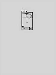 ハイム甲風園[203号室]の間取り
