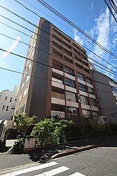 広島県広島市中区三川町の賃貸マンションの外観